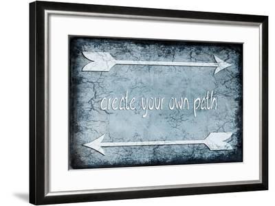 Choose Path-LightBoxJournal-Framed Giclee Print