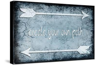Choose Path-LightBoxJournal-Stretched Canvas Print