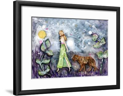 Follow-Wyanne-Framed Giclee Print
