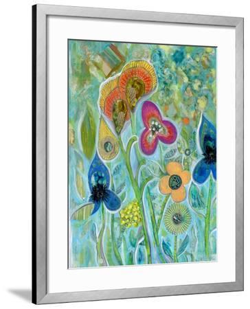 Garden Wild-Wyanne-Framed Giclee Print