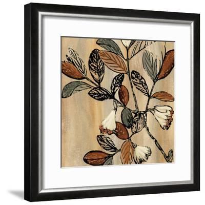 Nature's Graphic I-Michael Brey-Framed Art Print