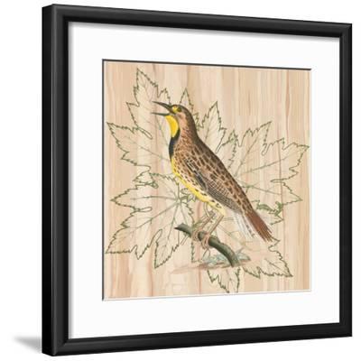 Treetops IV-Alastair Reynolds-Framed Art Print