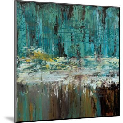 Deep Waters I-Jack Roth-Mounted Art Print