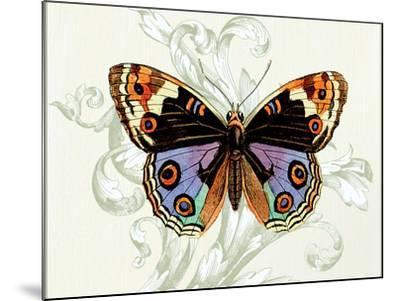 Butterfly Theme I-Susan Davies-Mounted Art Print
