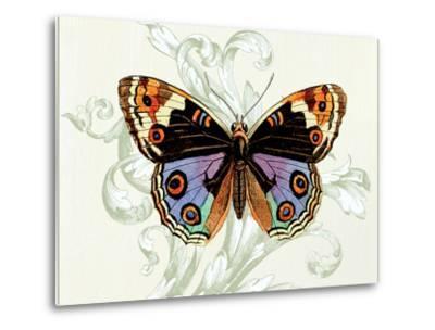 Butterfly Theme I-Susan Davies-Metal Print