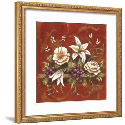 Jaipur Blossoms I-Fiona Demarco-Framed Art Print