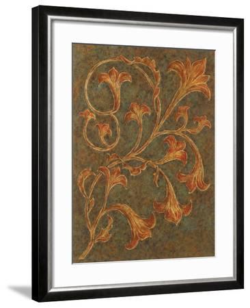 Go for Baroque II-Judy Shelby-Framed Art Print
