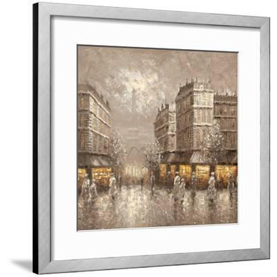 City of Light-Gerard Letellier-Framed Art Print