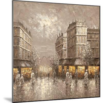 City of Light-Gerard Letellier-Mounted Art Print
