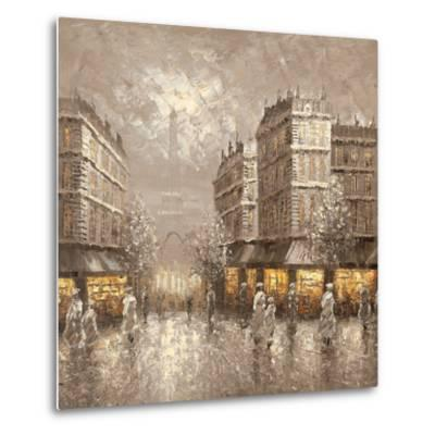 City of Light-Gerard Letellier-Metal Print