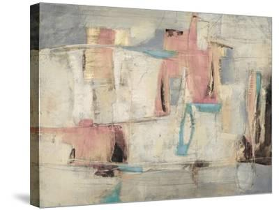 Abstract Cocktail Party 4 - Pastel-Gabriela Villarreal-Stretched Canvas Print