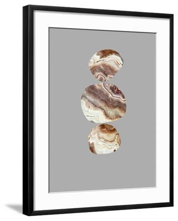 Cut Stone-Evangeline Taylor-Framed Art Print
