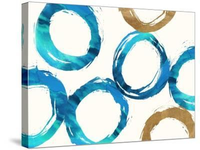 Unity Blue-Evangeline Taylor-Stretched Canvas Print