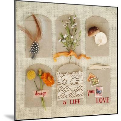 Design a Life You Love-Mandy Lynne-Mounted Art Print