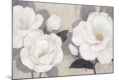 Unfolding Blossoms-Ivo Stoyanov-Mounted Art Print
