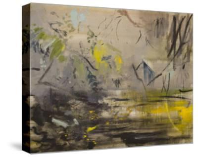 Benmore, Japanese Print, 2015-Calum McClure-Stretched Canvas Print