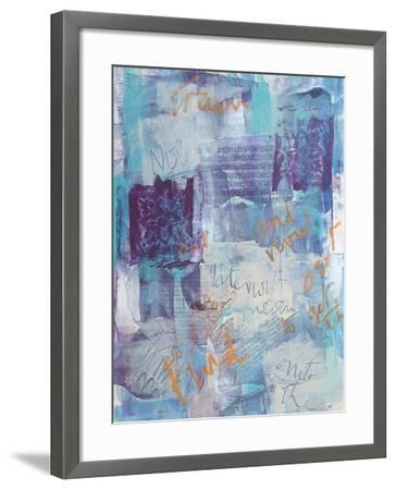 Hidden Messages-Margaret Coxall-Framed Giclee Print