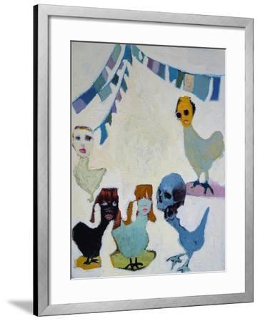 Showtime, 2016-Anastasia Lennon-Framed Giclee Print