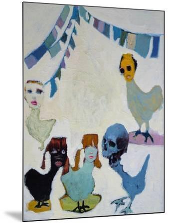 Showtime, 2016-Anastasia Lennon-Mounted Giclee Print