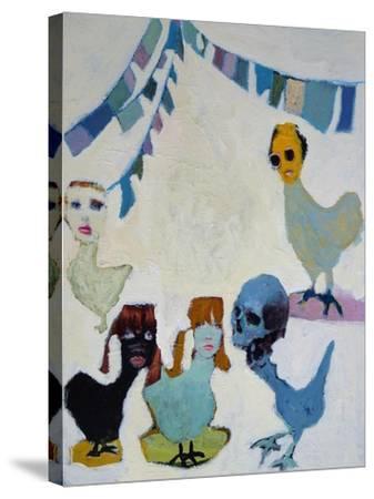 Showtime, 2016-Anastasia Lennon-Stretched Canvas Print