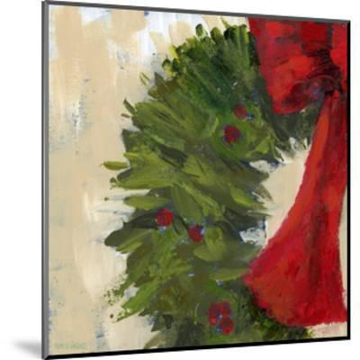 Wreath II-Pamela J. Wingard-Mounted Art Print