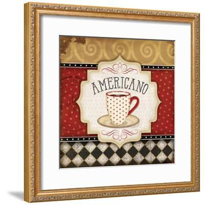 Americano-Jennifer Pugh-Framed Art Print