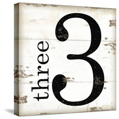 Farmhouse Three 3-Jennifer Pugh-Stretched Canvas Print