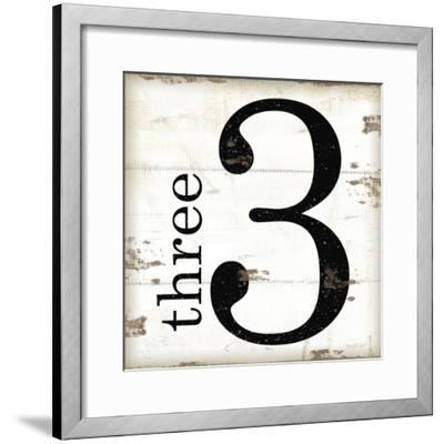Farmhouse Three 3-Jennifer Pugh-Framed Premium Giclee Print