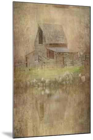 The Old Cope Place-Ramona Murdock-Mounted Art Print