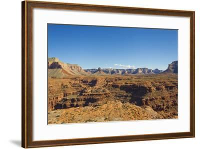 An Aerial View of the Grand Canyon, in Arizona-Mike Theiss-Framed Photographic Print