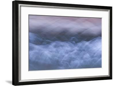 Abstract of the Colorado River in Grand Canyon National Park-Philip Schermeister-Framed Photographic Print