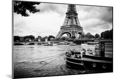 Paris sur Seine Collection - Vedettes de Paris IV-Philippe Hugonnard-Mounted Photographic Print