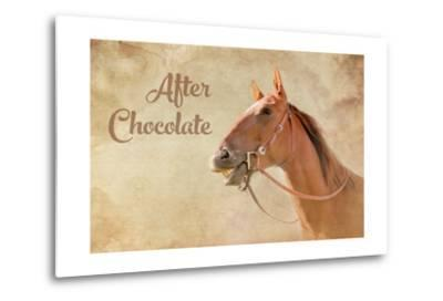 After Chocolate-Romona Murdock-Metal Print