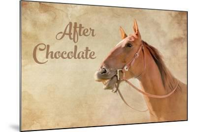After Chocolate-Romona Murdock-Mounted Art Print