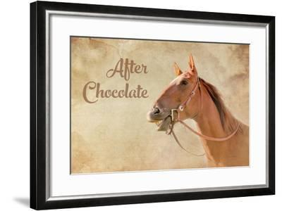 After Chocolate-Romona Murdock-Framed Art Print