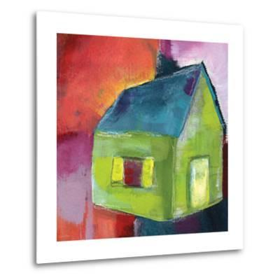 Greenhouse-Linda Woods-Metal Print