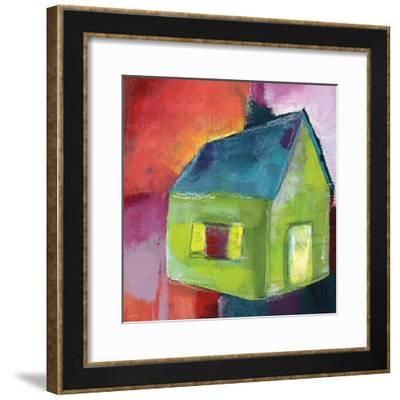 Greenhouse-Linda Woods-Framed Art Print