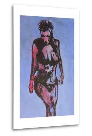 Oil Painting-oil painting-Metal Print