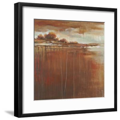 Clearing to Blue I-Terri Burris-Framed Art Print