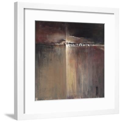 Coral Desert-Terri Burris-Framed Art Print