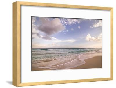 Sky and Sea-Aaron Matheson-Framed Premium Photographic Print
