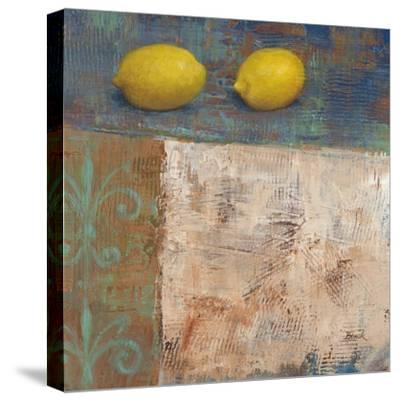 Lemons from Paris I-Carol Black-Stretched Canvas Print
