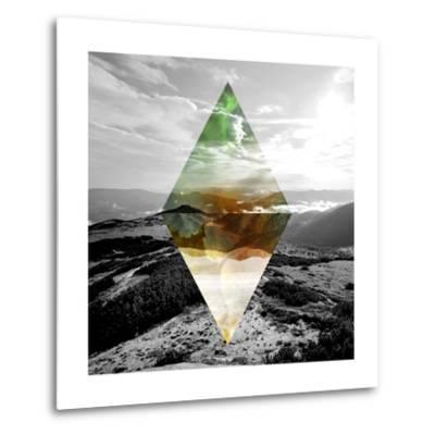 Celestial Landscape 4-THE Studio-Metal Print