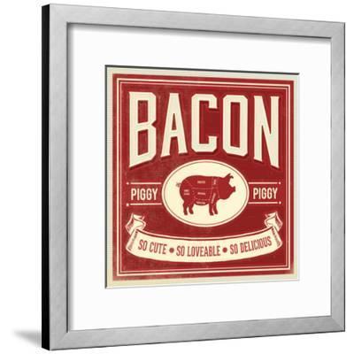 Piggy Piggy-Cory Steffen-Framed Premium Giclee Print