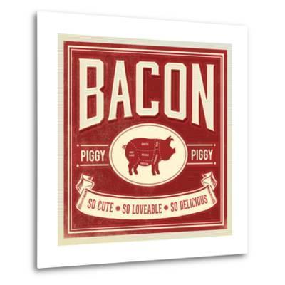 Piggy Piggy-Cory Steffen-Metal Print