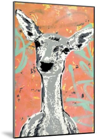 Fawn-Urban Soule-Mounted Premium Giclee Print
