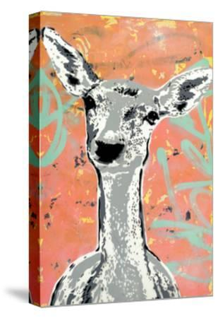 Fawn-Urban Soule-Stretched Canvas Print