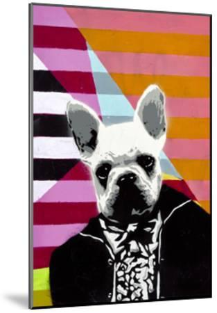 Mr. French-Urban Soule-Mounted Premium Giclee Print