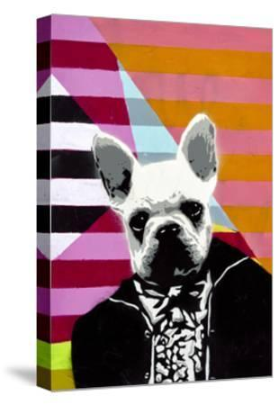 Mr. French-Urban Soule-Stretched Canvas Print