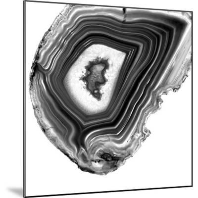 Grey Agate E-THE Studio-Mounted Premium Photographic Print